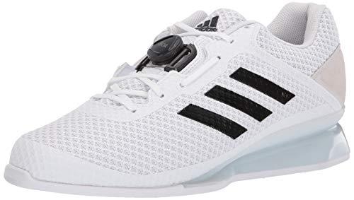 adidas Men's Leistung.16 II, Black/White, 9.5 M US