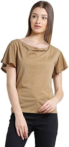 632a344b366e71 MANOLA Tops for Women in Western wear - Cotton Blend Material - Solid  Pullover Tops for
