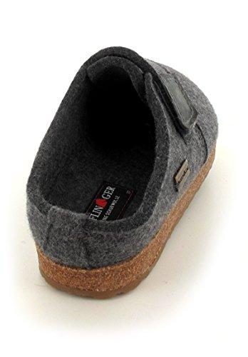 Pantofole Adulti Unisex Grizzly Carbone Ole Blu Haflinger dZXU8w