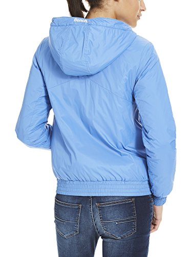 Padded Windbreaker Bleu Light palace Femme Bl11338 Blouson Blue Bench PqEwf5H5