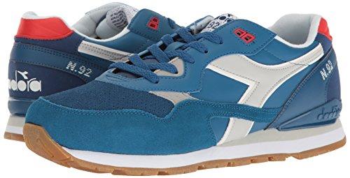 a0156322 Diadora Men's N-92 Wnt Sneaker, Dark Blue/Deep Water, 11.5 M ...