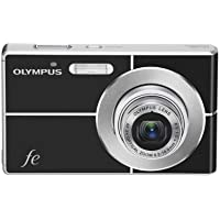 Olympus FE-3000 10MP Digital Camera with 3x Optical Zoom and 2.7 Inch LCD (Black) Noticeable Review Image