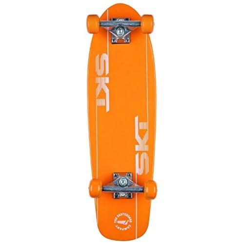 Sport One Monopatín Skateboard Skt Naranja