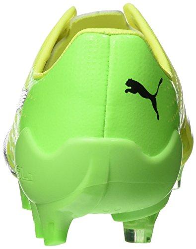 01 De Sl puma Jaune green Football Evospeed Gecko Fg Black safety S Chaussures 17 Puma Yellow Homme waYqCFC