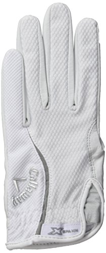 Callaway Women's X Spann Golf Gloves, Medium, Right Hand