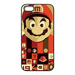 Special Mario Cell Phone Case for iPhone 5S
