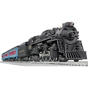 lionel polar express remote train set o gauge