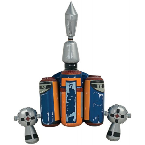 picture of Star Wars Boba Fett Inflatable Jetpack - Accessories & Makeup