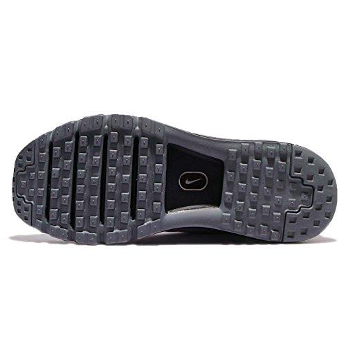 Nike Mens Chaussures De Course Flair Air Max Loup Gris / Froid Gris-noir