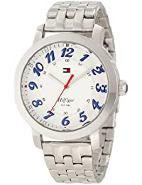 Womens 1781216 Classic Analog Enamel Bezel Watch