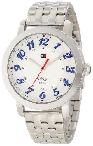 Tommy Hilfiger Women's 1781216 Classic Analog Enamel Bezel Watch