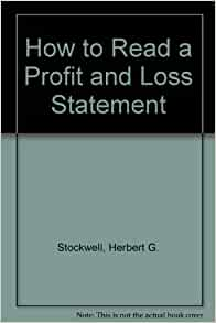 how to read a profit and loss statement pdf