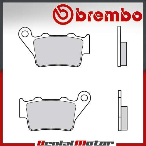 07BB02.SX Pastillas Brembo Freno Posterior SX para SMS 630 2010 > 2012