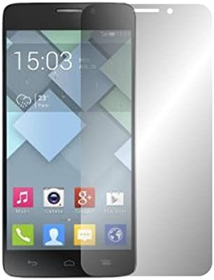 Slabo 2 x Protector de Pantalla Alcatel One Touch Idol X 6040D ...