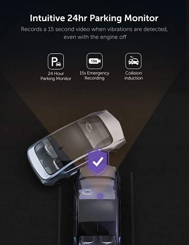 Dual Dash cam   VAVA Dual 1920x1080P FHD   Front and Rear sprint digicam   2560x1440P Single Front  for vehicles with Wi-Fi   Night Vision   Parking Mode   G-sensor   WDR   Loop recording  Support 128GB Max