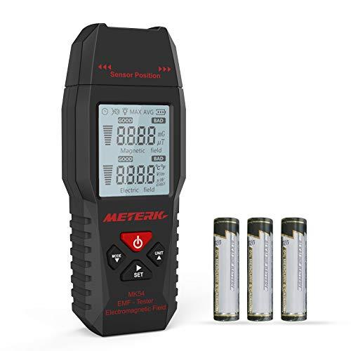 Emf Meter Meterk Electromagnetic