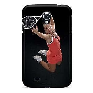 Fashion Protective Cibulkova Sports Tennis Case Cover For Galaxy S4