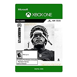 Madden NFL 21: MVP Edition - Xbox One [Digital Code]