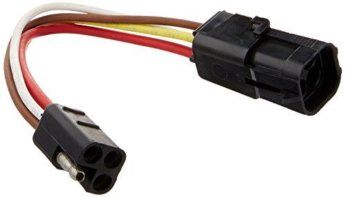 Kwikee 909308000 Kwik Tester 4 Way Plug with Packard Connection
