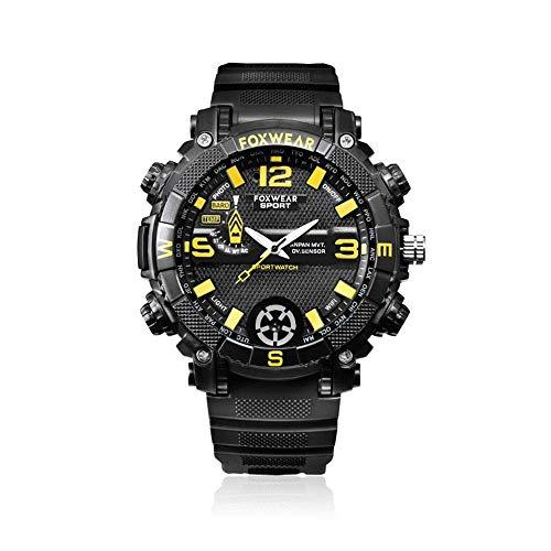 16Gb Hd 1080P Night Vision Waterproof Watch Camera - 8