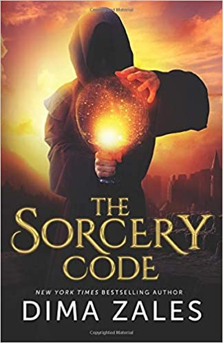 Amazon Fr The Sorcery Code A Fantasy Novel Of Magic