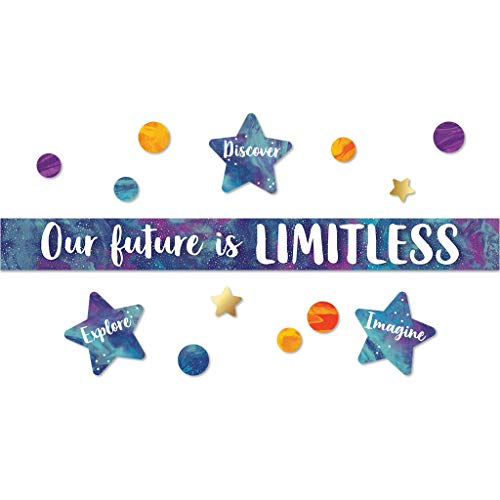 Galaxy Our Future is Limitless Bulletin Board Set