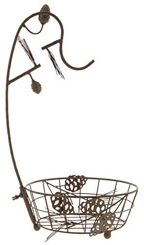 pine cone basket - 7