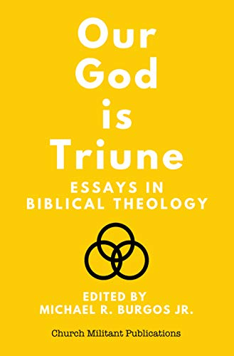 Amazon.com: Our God is Triune: Essays in Biblical Theology ...
