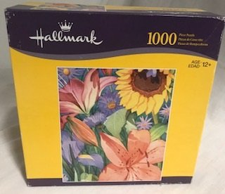 【送料0円】 1000ピースの花柄ホールマークパズル B07FQYLK6D。 B07FQYLK6D, 母子手帳ケースの店 クークーベベ:5d89ced8 --- 4x4.lt