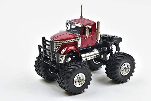 NewRay 1:43 scale Kenworth W900 Monster Truck (working suspension) [並行輸入品] B07SJNYZTQ