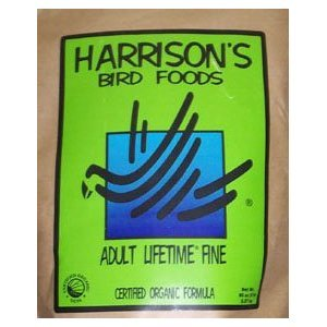 Harrison's Adult Lifetime Fine 25lb by Harrison's Bird Foods