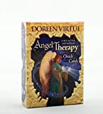Angel Therapy Oracle Cards: A 44-Card Deck and