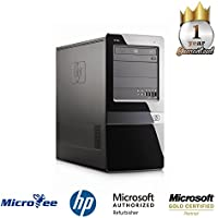 HP 7100 MT COREi5-650 3.20GHZ 4GB 500GB DVD+RW Windows 7 Home Premium (Certified Refurbished)