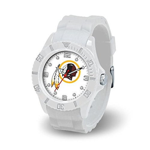 Rubber Washington Redskins Bracelets (NFL Washington Redskins Women's Cloud)