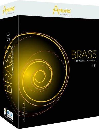 Arturia BRASS Virtual Instrument ()