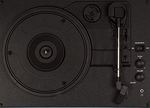 Crosley Cruiser Deluxe Tocadiscos Bluetooth Edición Limitada Urban ...