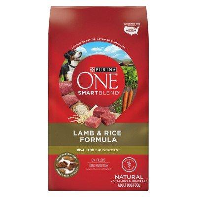 Purina174; ONE SmartBlend Lamb & Rice Formula Adult Premium