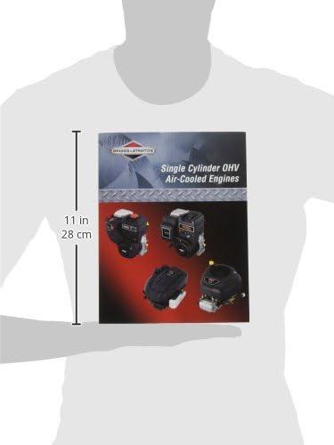 Amazon.com: Briggs & Stratton 276781 único Cilindro OHV ...