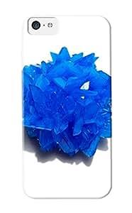 Defender Case For Iphone 5c, Blue Gem Pattern, Nice Case For Lover's Gift