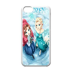High Quality {YUXUAN-LARA CASE}Cartoon Frozen For Iphone 5c STYLE-10