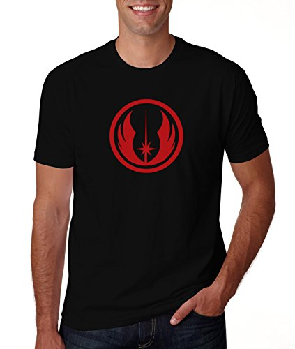 Star Wars Jedi Order Shirt   Black  S