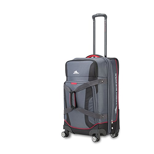 """High Sierra Cermak 25"""" Expandable Checked Spinner Luggage"""