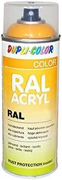 Dupli Color 349522 Ral Acryl Spray 1021 400 Ml Rapsgelb Glanz Auto