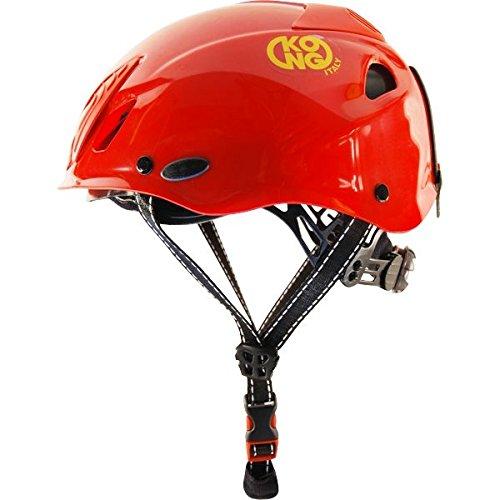 Kong Helmet (KONG Mouse rot red (Size: unisize) climbing helmet)