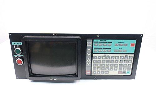 YASKAWA JZNC-OP101-1 YASNAC CRT Operator Interface Panel D601369
