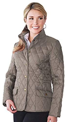Quilted Barn Jacket - 6