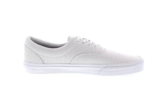 Vans U ERA PERF LEATHER - Zapatillas unisex Perf leather white