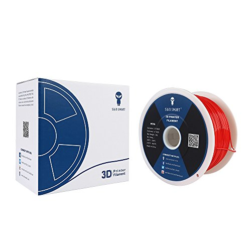 SainSmart PLA 151 PLA Filament Red