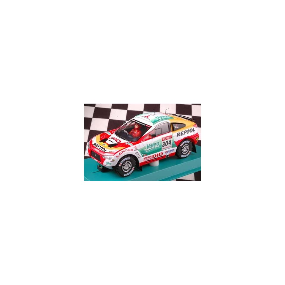 1/32 Avant Analog Slot Cars   Mitsubishi Lancer Repsol