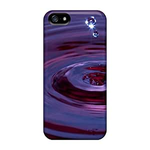 High-quality Durability Case For Iphone 5/5s(digital Abstract Drop)